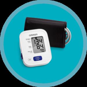 3 Series Upper Arm Blood Pressure Monitor