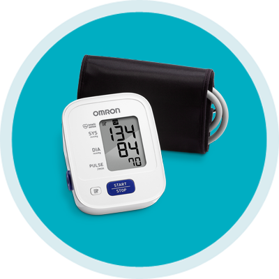 3 Series Upper Arm Blood Pressure Monitor