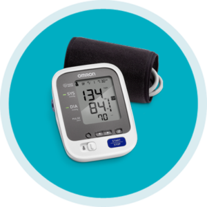 7 Series Wireless Upper Arm Blood Pressure Monitor