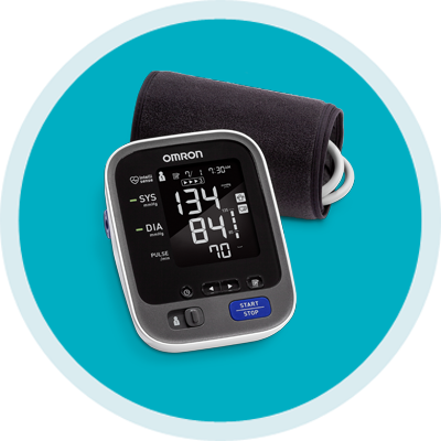 10 Series Upper Arm Blood Pressure Monitor