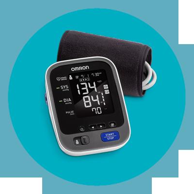 10 Series Wireless Upper Arm Blood Pressure Monitor