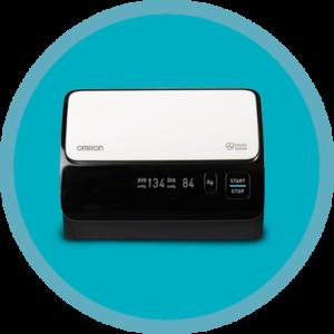 Evolv Wireless Upper Arm Blood Pressure Monitor